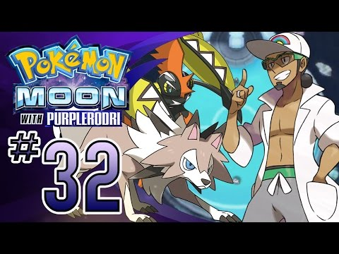 Let's Play Pokemon: Sun and Moon - Part 32 - Alola's Champion!