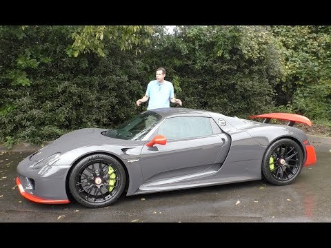 Here's Why the Porsche 918 Spyder is Worth $1.7 Million
