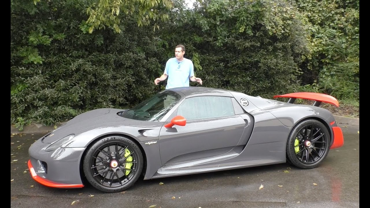 Here S Why The Porsche 918 Spyder Is Worth 1 7 Million Youtube