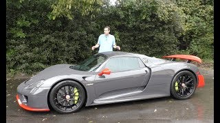 here s why the porsche 918 spyder is worth 1 7 million