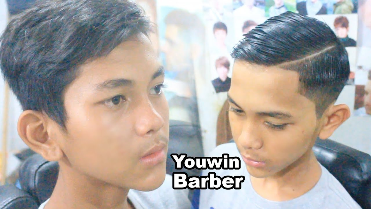 Potongan Rambut Pria Culun 16