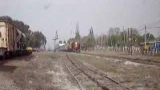Tren a Cañada Onda, en entre Palmira y Rodeo del Medio I