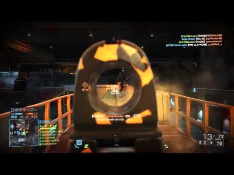 Battlefield 4 montage SHAREfactory™