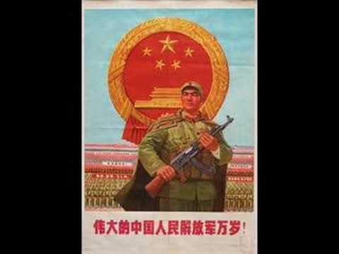 Chinese PLA March Music