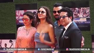 Anushka Sharma Adjusting Her Dress In Public | Bollywood Unseen Videos | Latest Telugu 2017 Cinema