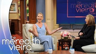 Katherine Heigl Used John Mayer? | The Meredith Vieira Show