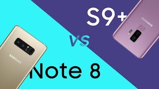Sắp ra Note 9, chọn Galaxy Note 8 hay Galaxy S9+?