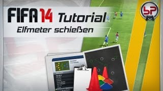 FIFA 14 Tutorial | Elfmeter schießen [DEUTSCH] | bPartGaming