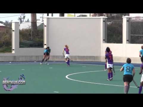 Women's A Division Hockey Bermuda Feb 5th 2011