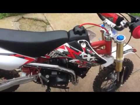 New Bike! M2R KXF 125