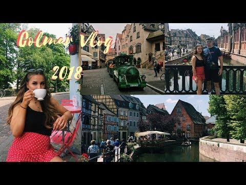 Colmar   France Vlog 2018!!
