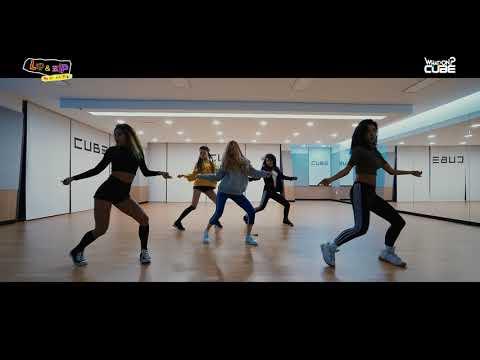 HyunA (현아) - 'Lip & Hip' ('립앤힙') (Choreography Practice Video)