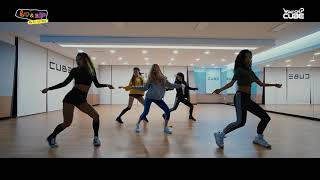 Hyuna 현아  - lip & Hip  Choreography Practice Vid