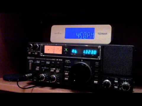 Radio Târgu Mureş Hungarian service on 1323 KHz