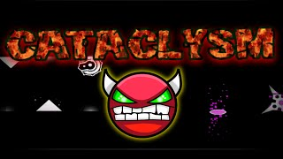 Geometry Dash Cataclysm - (THIS IS FAKE! REAL ONE IS ON MY CHANNEL)