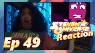 "Steven Universe ""Sapphire and Ruby"" Ep 49 Reaction"