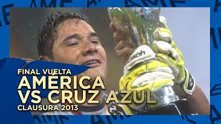 América vs Cruz Azul -  Final Vuelta - Clausura 2013