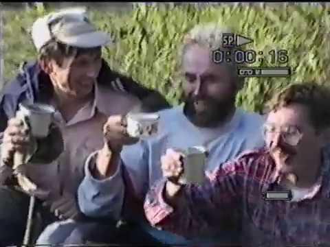 День туриста. Лесные озера 1997