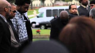 NATE DOGG FUNERAL 3/26/11 WE WILL ALWAYS LOVE HIM AND HIS MUSIC.
