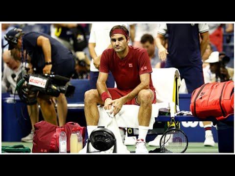 US Open - Philipp Kohlschreiber und Roger Federer ausgeschieden