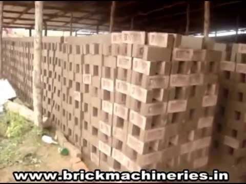 Fabrica de maquinas para hacer ladrillos maquina Construir una pileta de ladrillos