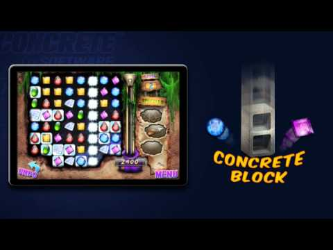 Aces Jewel Hunt - iPhone, Android, and BlackBerry Game Trailer