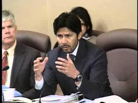 Senate Rules Committee (1 of 4) 2/15/2012