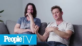 Keanu Reeves, Alex Winter, Writers Talk Proposed Sequel | PeopleTV | Entertainment Weekly