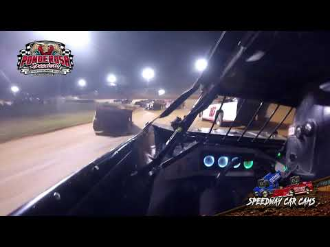 #21 Nathan Martin - Crate Late Model - 5-17-19 Ponderosa Speedway - In Car Camera