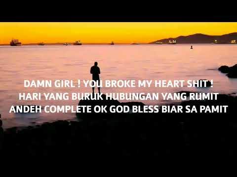 DXH CREW - PERCUMA (Lyrics)