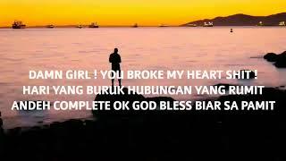 Dxh Crew - Percuma  Lyrics