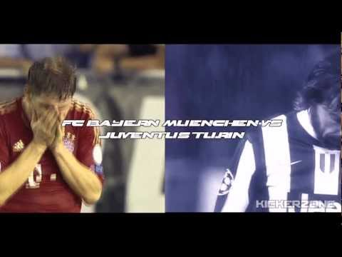 FC Bayern vs. Juventus Turin ║ Promo ║ HD