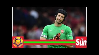 Unai Emery backs Petr Cech to continue as Arsenal's goalkeeper despite blunder against Manchester C