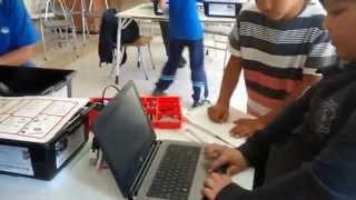 Robótica Escuela Gral. Carlos Prats