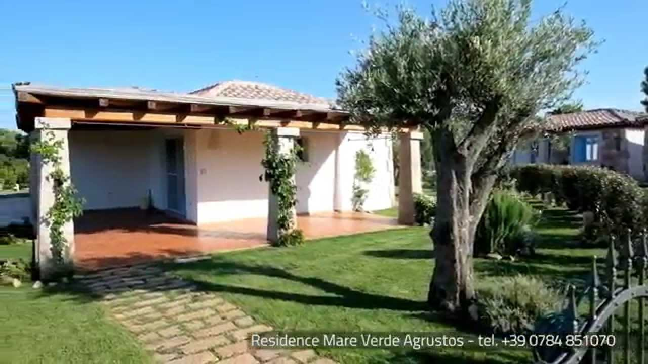 Budoni agrustos residence mare verde youtube for Case budoni vendita