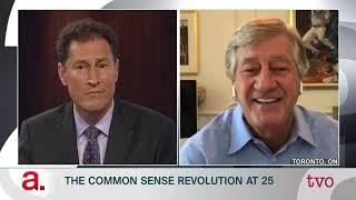 Mike Harris: The Common Sense Revolution at 25