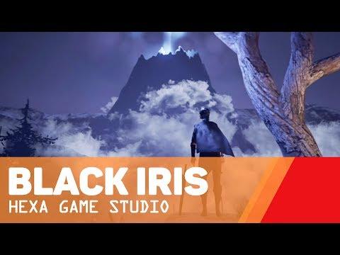 BLACK IRIS   HEXA GAME STUDIO - BGS 2017