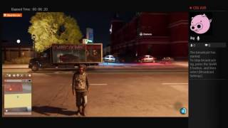 Watch dogs 2 movie car continues