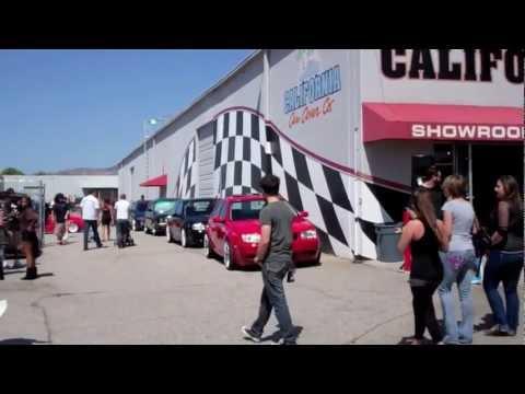 California Car Cover And DubNation European Car Show 2012 EURO12
