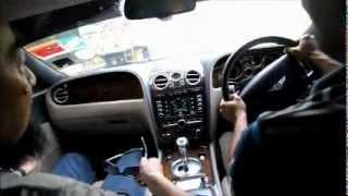 Ustaz Azhar Idrus Naik Bentley Continental GT