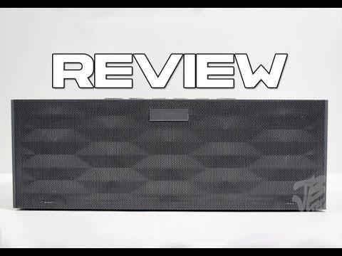 Jawbone Big Jambox Wireless Speaker Review
