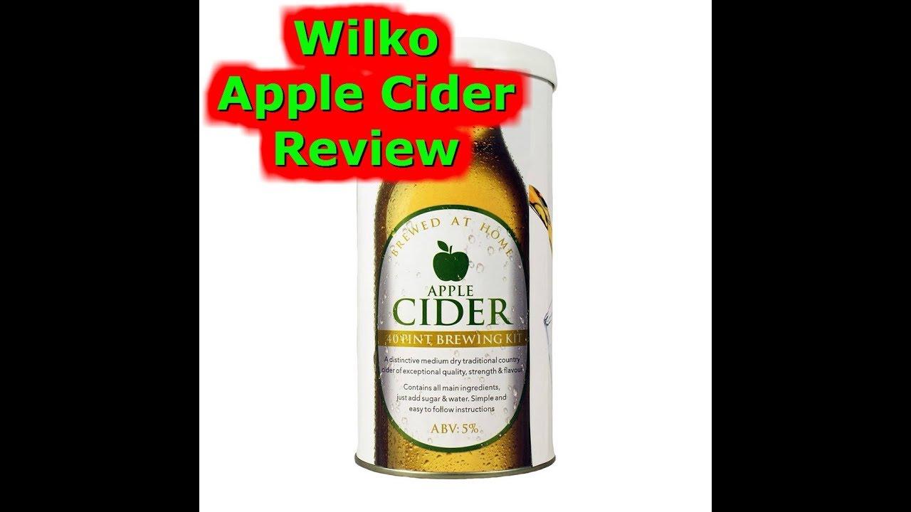 wilko apple cider review 99 homebrew beer wine spirits. Black Bedroom Furniture Sets. Home Design Ideas