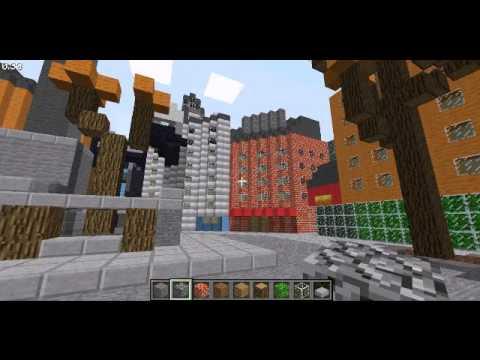 Half Life 2 City 17, In Minecraft [Classic] [0.30 ...