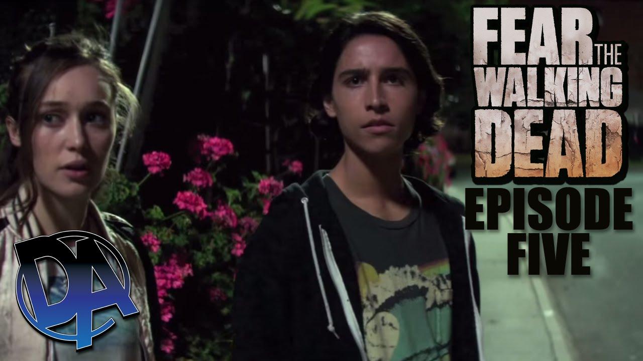 fear the walking dead episode 1