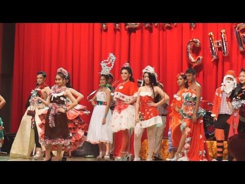How Thai Schools Celebrate Christmas In Thailand | Full Show