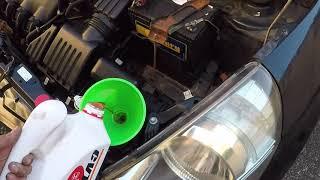 Honda Fit Valve Adjustment and Spark Plugs (2009-2014) — MyVideo