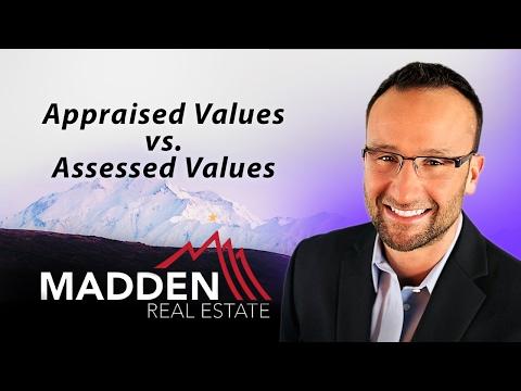 Alaska Real Estate Agent: Appraised Values Vs. Assessed Values
