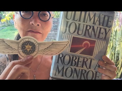 ULTIMATE JOURNEY -Book Review #2- OBE Robert Monroe
