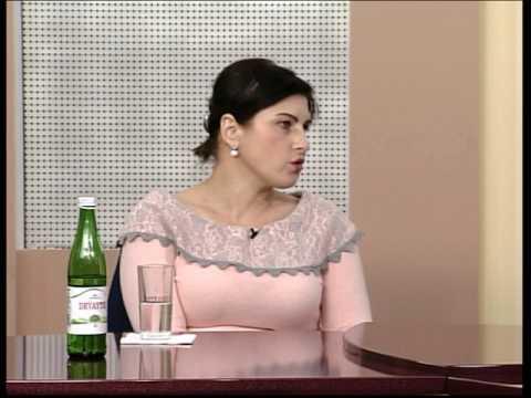 Актуальне інтерв'ю. Марія Рудик