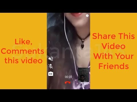 Livetalk Free Video Chat || Video Chat With Any One || Free Video Chat With Cute Girl